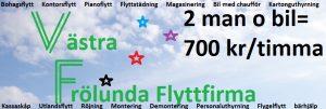 Västra Frölunda flyttfirma